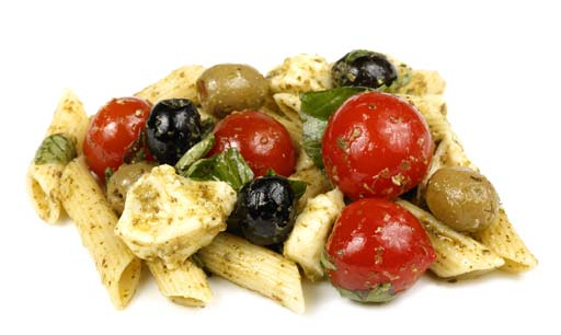 Rezept kaltes italienisches nudelgericht chili marions kochclub for Italienisches kochbuch