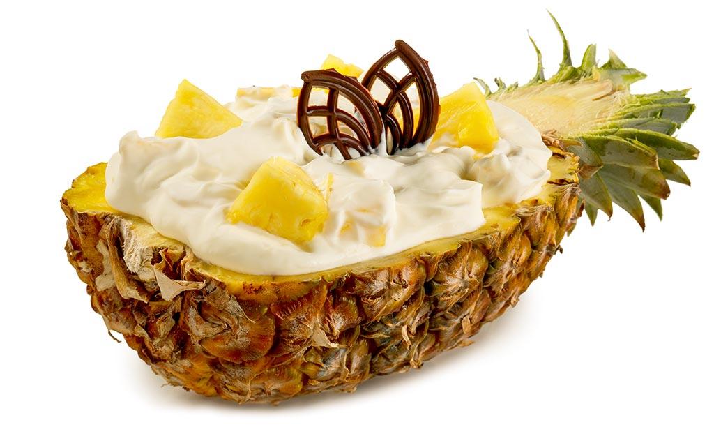 Pineapple-Quark-Creme