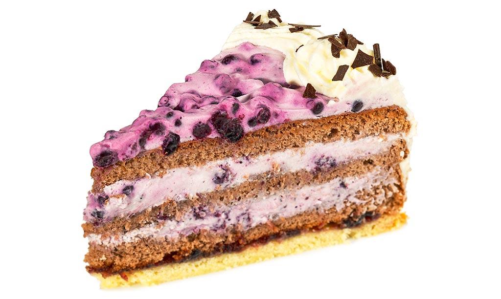 Heidelbeer Joghurt Torte Rezept