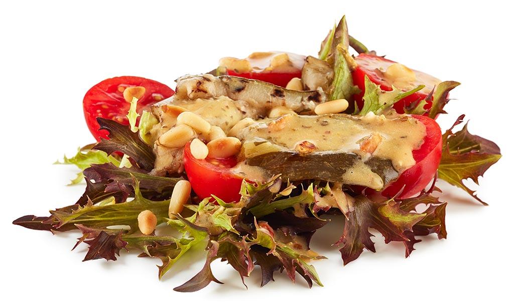 italienischer lollo rosso salat rezept. Black Bedroom Furniture Sets. Home Design Ideas