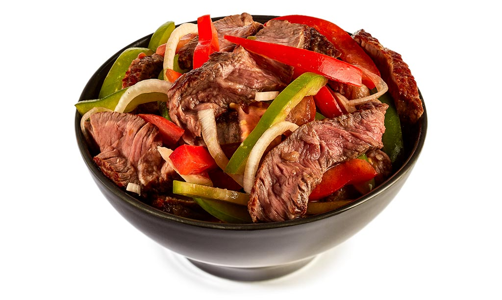 Beef Meat Salad