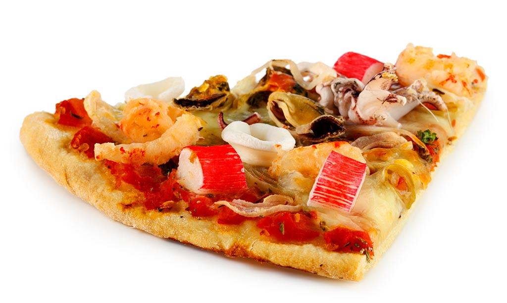 Seafood Pizza di Mare