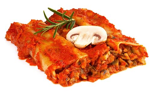 Cannelloni with Sugo