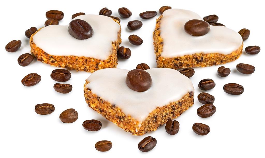 Cappuccino Hearts
