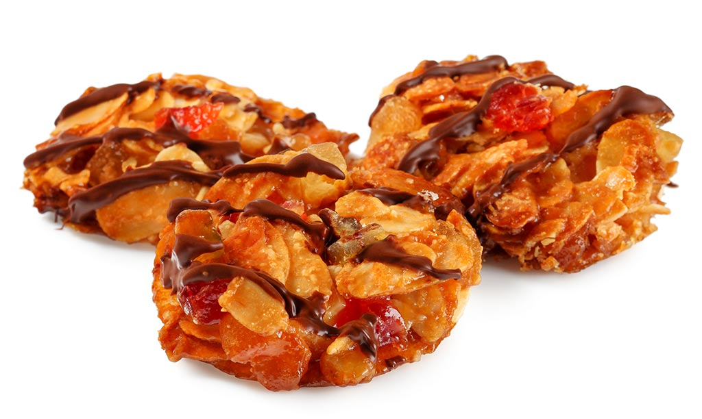 Recipe: Florentines - Marions Kochbuch