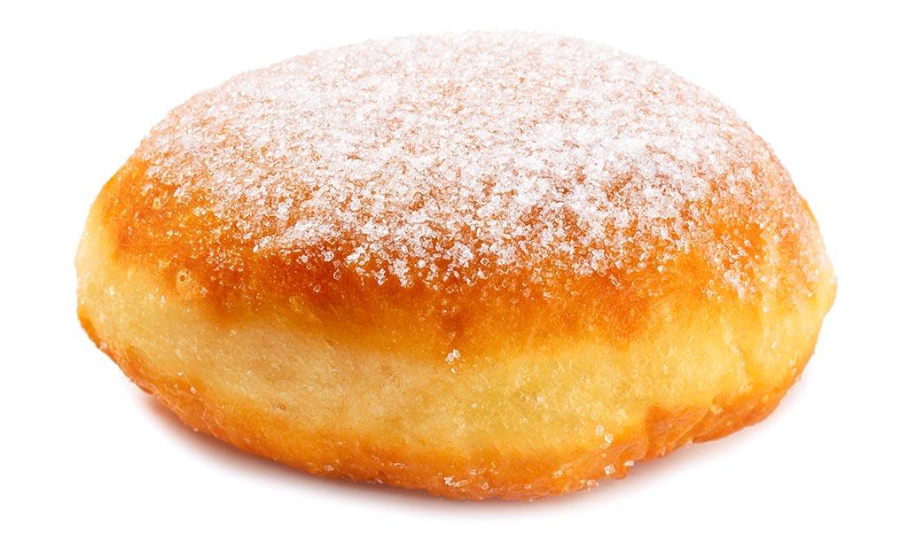 Berlin pancake