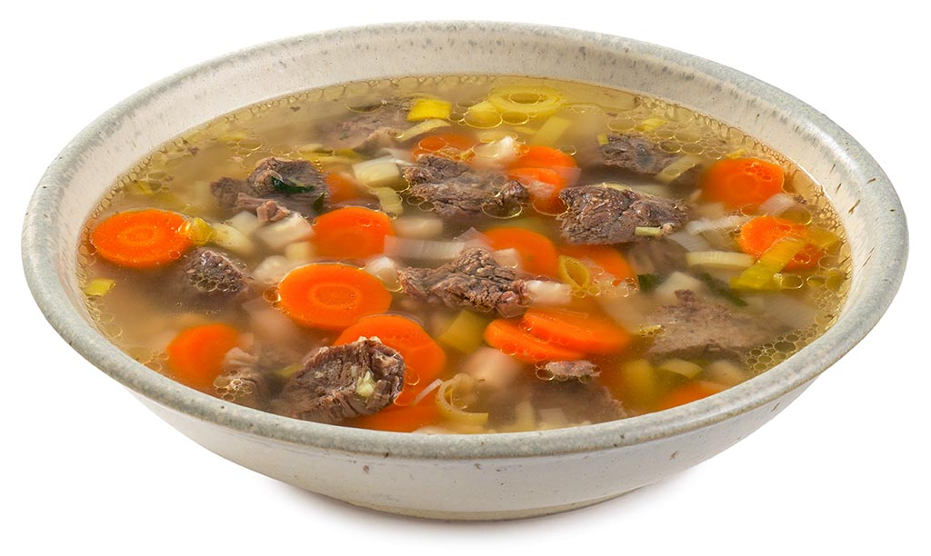 Recipe: Beef Broth - Marions Kochbuch