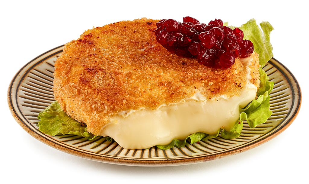Camembert au gratin