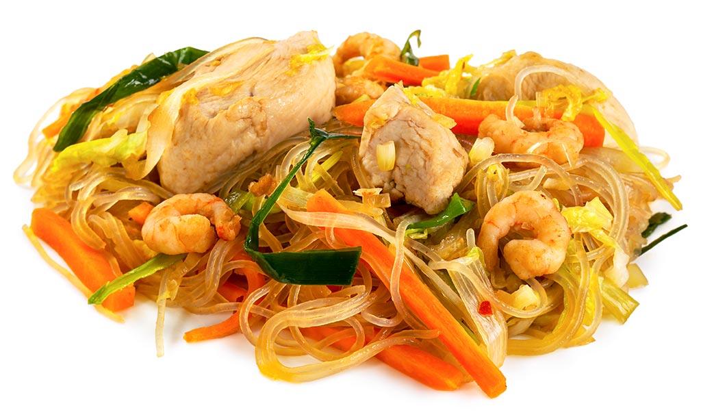 Bami Goreng Noodle Pan