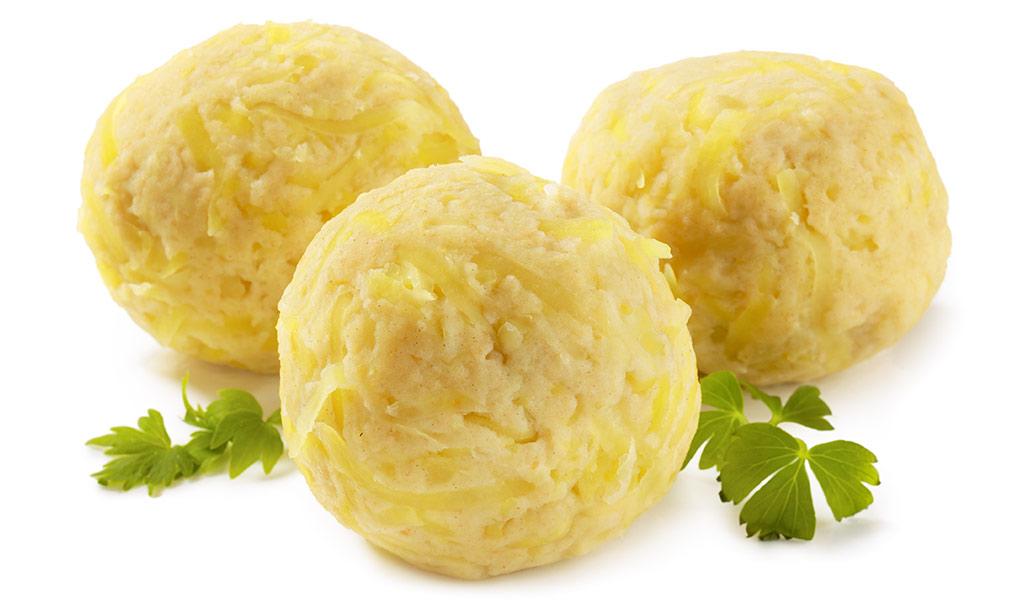 Bavarian Potato Dumplings