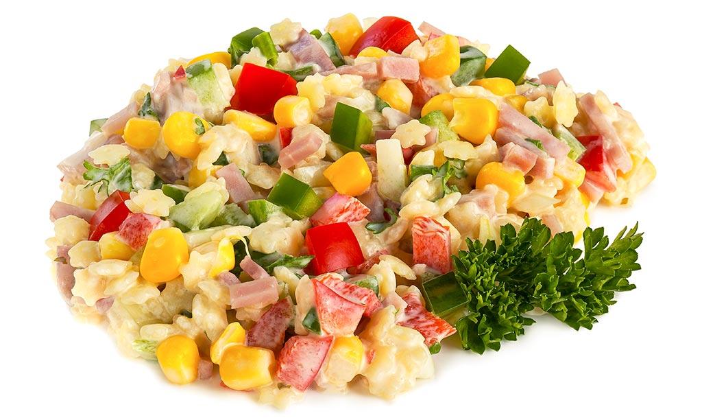 Confetti Noodle Salad