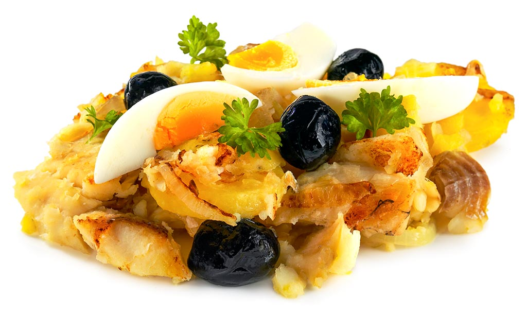 Bacalhau Stock Fish