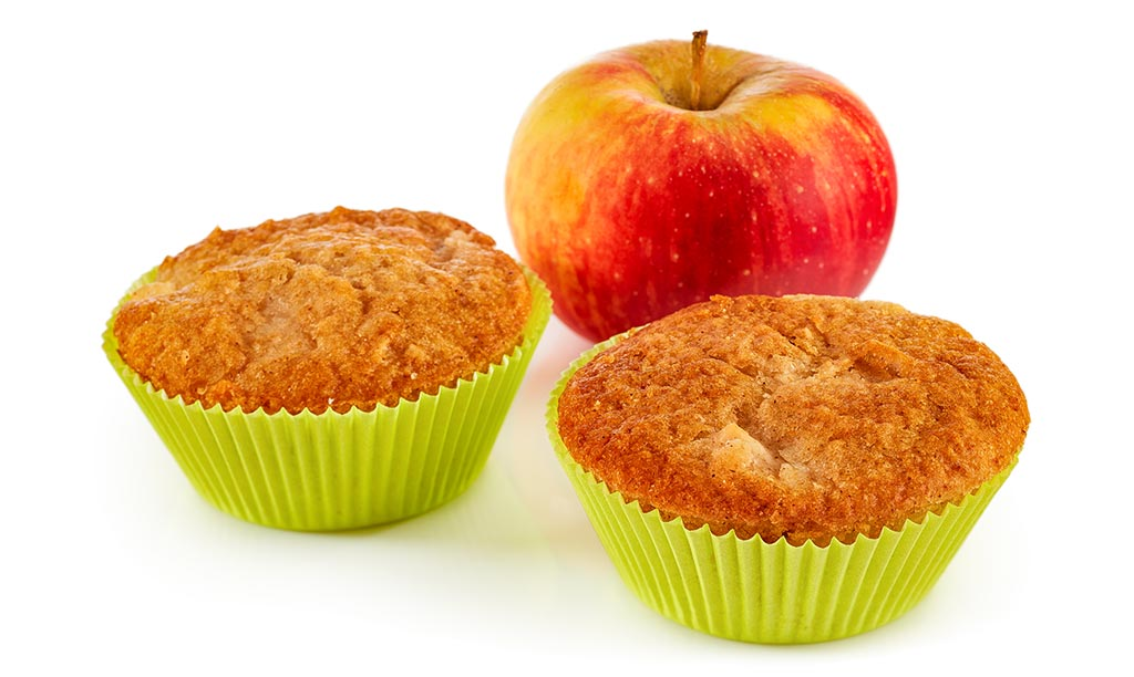 Recipe: Apple-Cinnamon Muffins - Marions Kochbuch