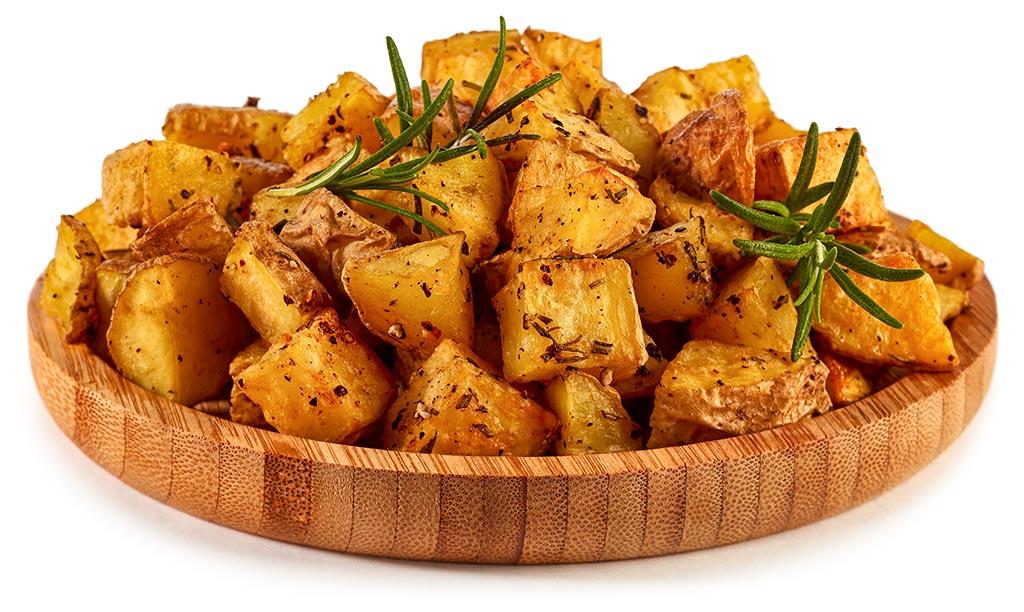 Rosemary oven potatoes
