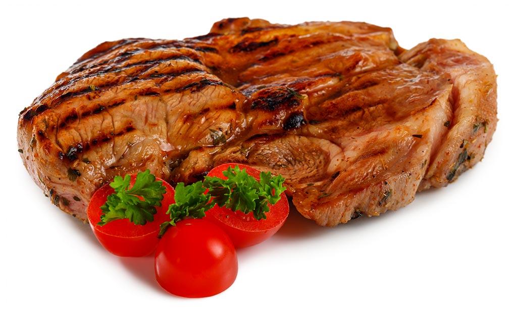 rezept drucken steak mit grill beize. Black Bedroom Furniture Sets. Home Design Ideas