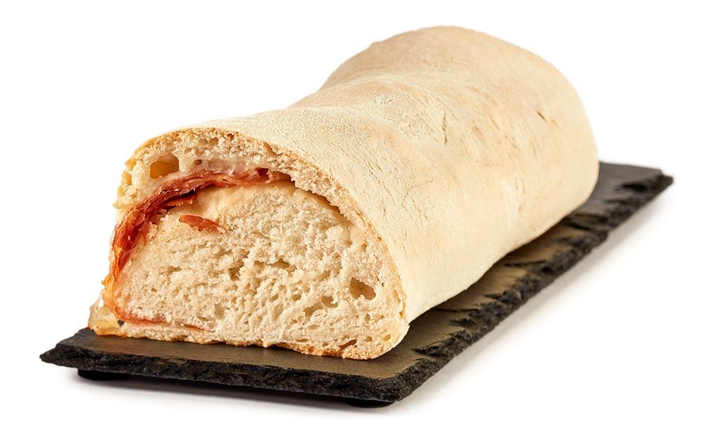 Ciabatta Mozzarella Parma