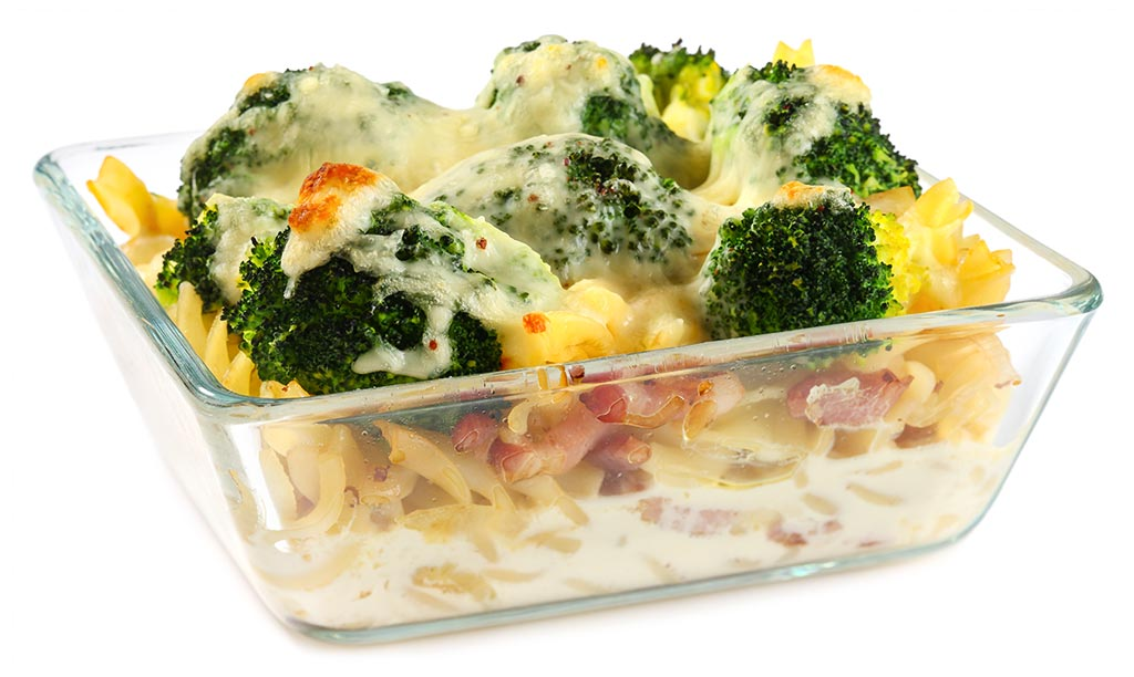 Broccoli and Noodle Casserole