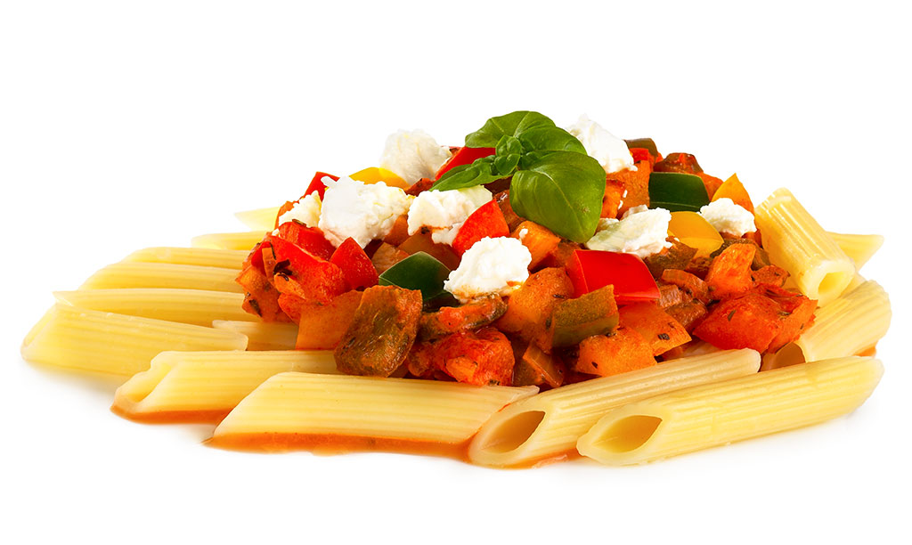 Colorful Pasta Sauce