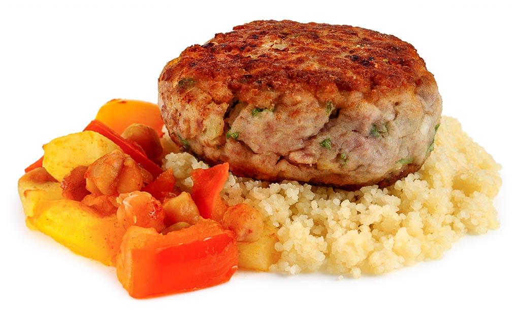 Lamb meatball
