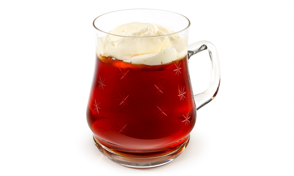 Hot Drink - Amaretto Tea