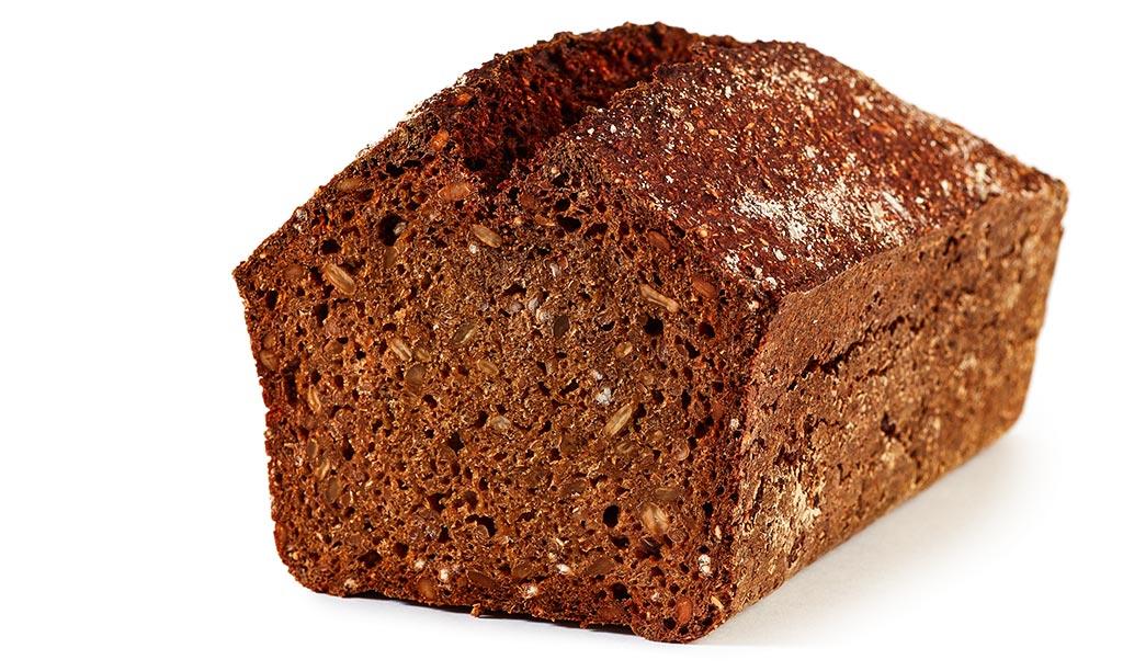 Coarse Bruised Rye Bread