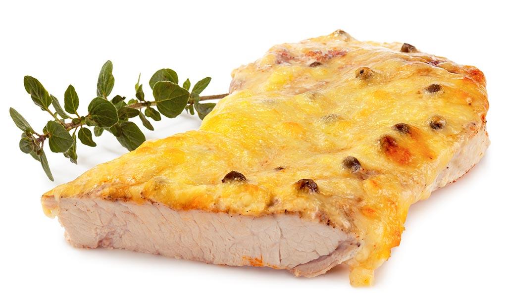Cheese Pepper Schnitzel