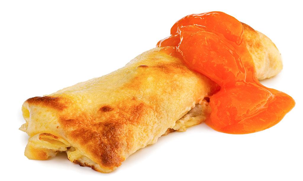 Topfen Pancakes