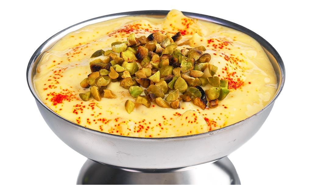 Arab Mango Dessert