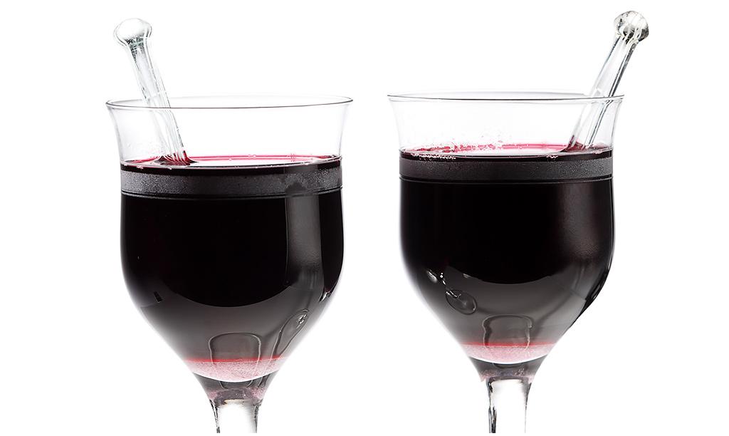 Glüh wine