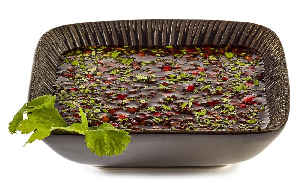 Chili Sauce with Coriander