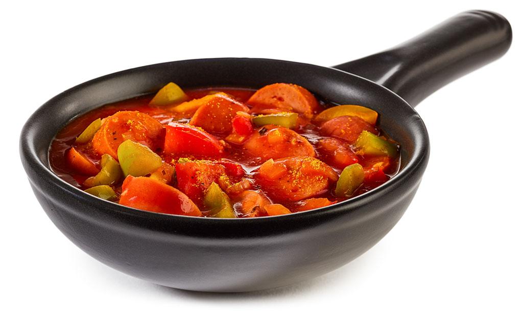 rezept drucken curry wurst topf. Black Bedroom Furniture Sets. Home Design Ideas