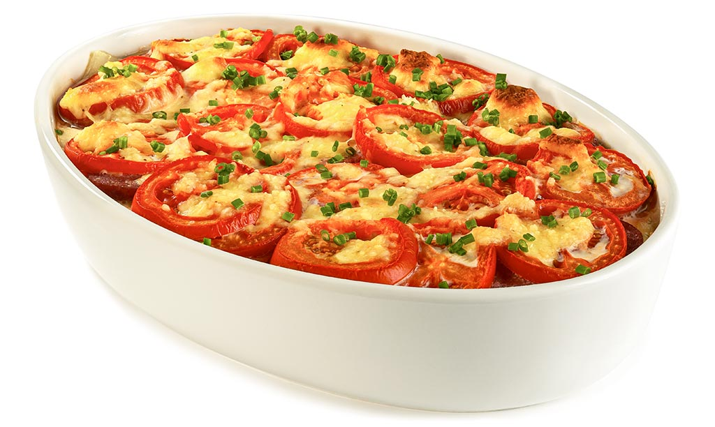 Kohlrabi casserole