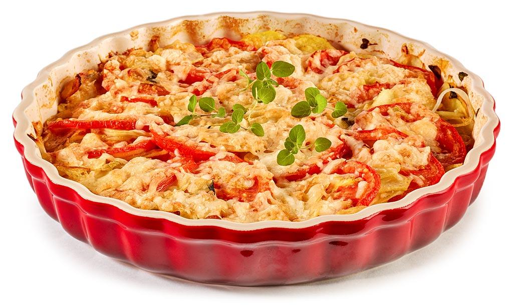 Patate al forno con Pecorino