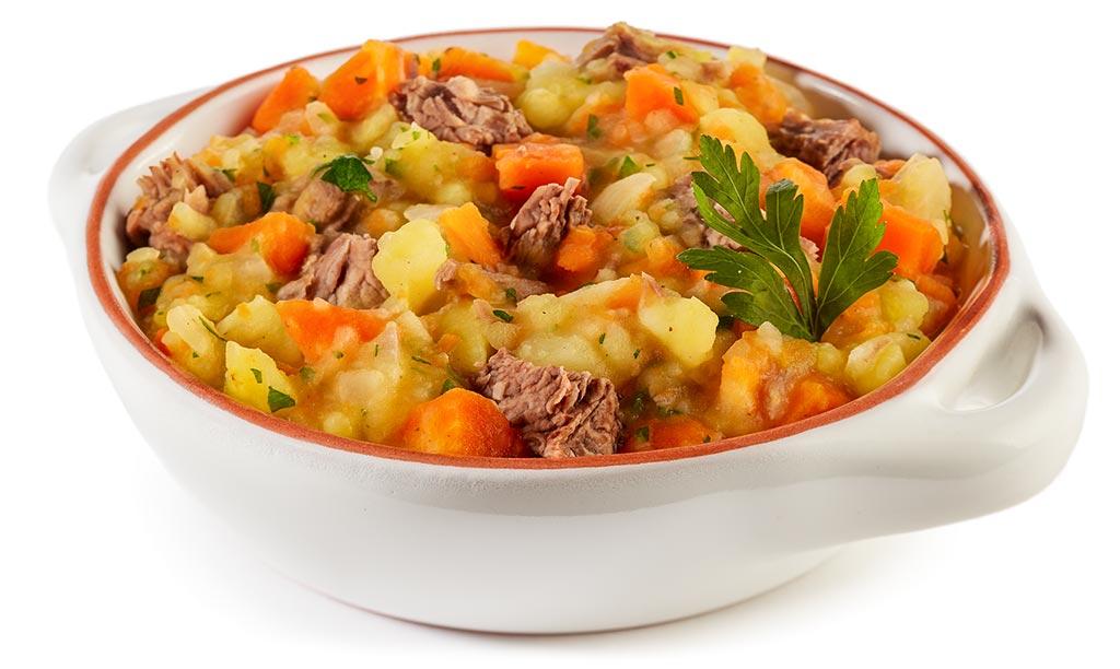 Hutspot stew
