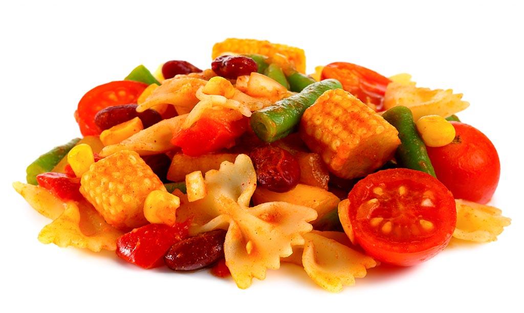 Mexican Noodle Salad