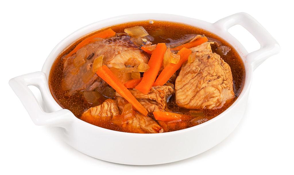 Chicken bayan