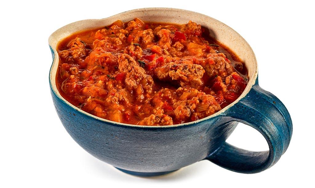 Ajvar Tatar Minced Meat Sauce