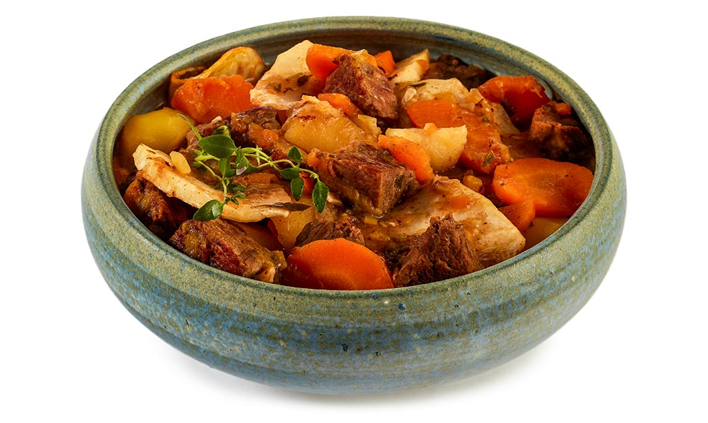 Bavarian Meat Stew with Beer