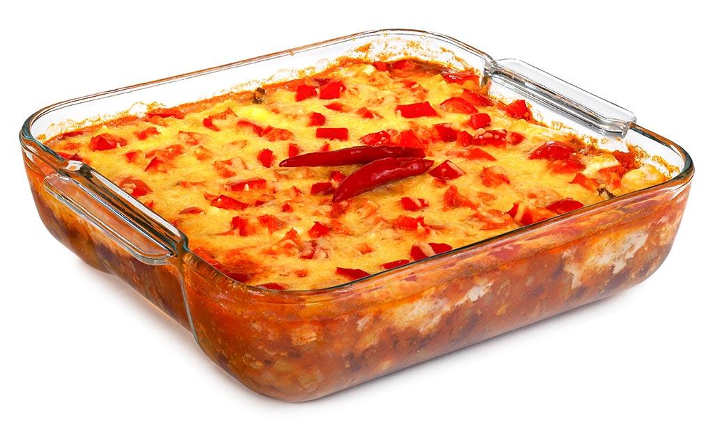 Chili con Carne Casserole