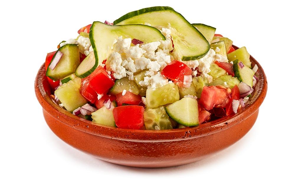 Schopska salad