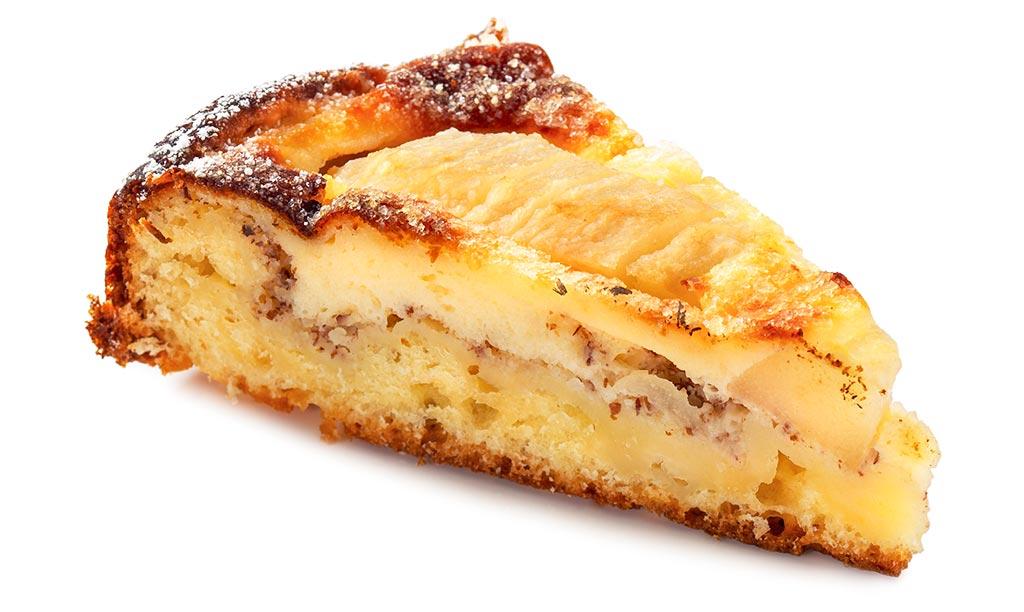 Rezept Drucken Birnen Kuchen