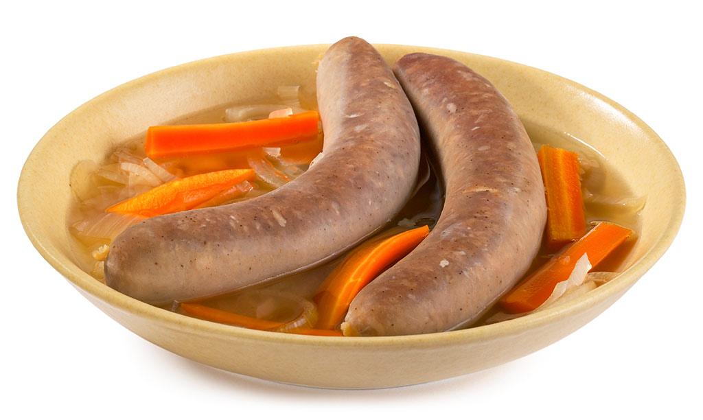 Blue Tip Brat Sausage