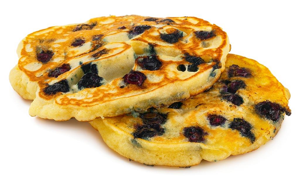 Blueberry Pancakes Pancake