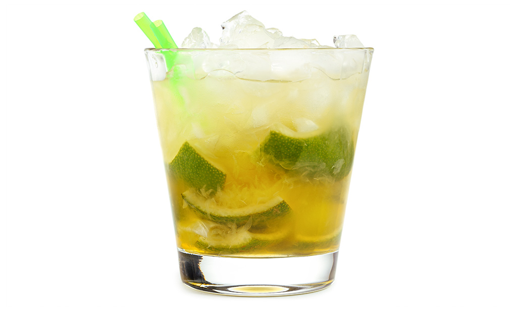Caipirinha cocktail  Rezept drucken: Cocktail Caipirinha 43