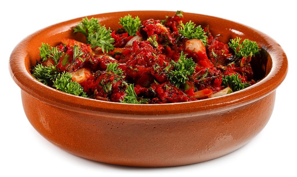 Chili Tomato Dip