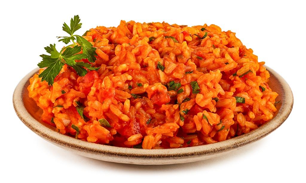 Greek tomatoes Rice