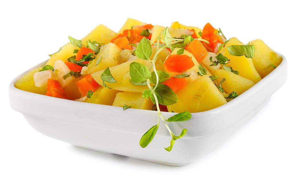 Bouillon Potatoes