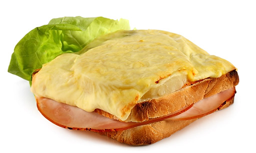 Croque Hawaii