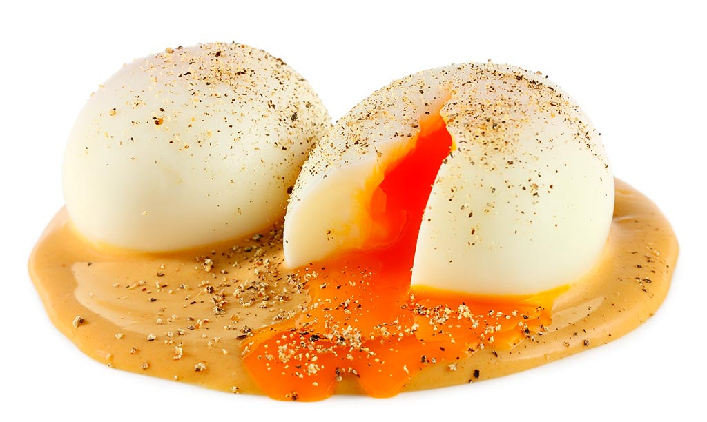 Kalte eier in senf so e rezept - Eier kochen ohne anstechen ...