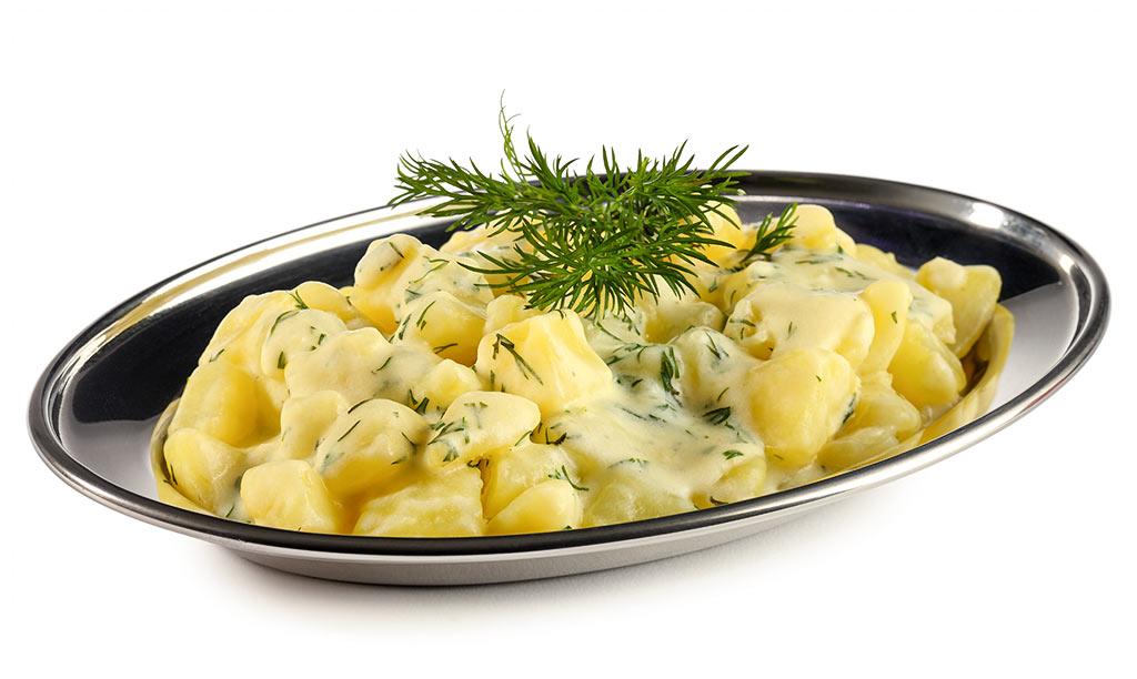 Kartoffeln als beilage